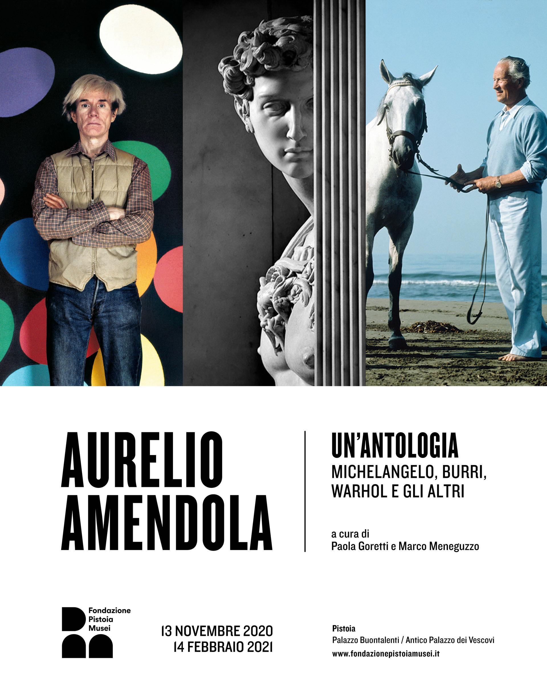 Aurelio Amendola – un antologia